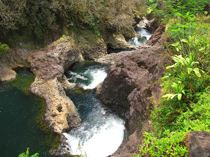 Boiling Pots Of Wailuku On The Big Island Hawaii Com