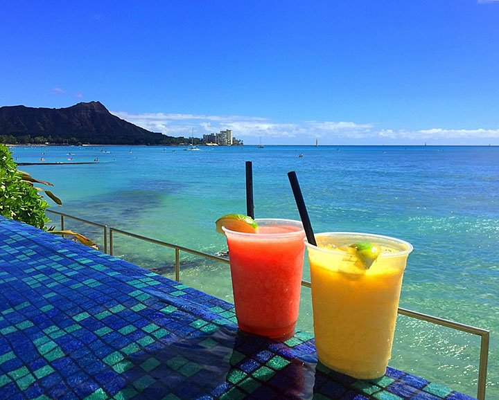 Hawaii Islands And Attractions